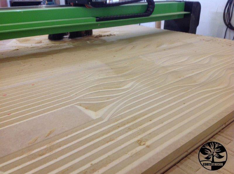 Usinagem router cnc